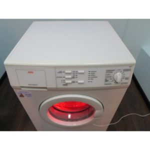 Стиральная машина AEG q277 б/у